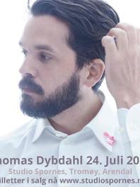 Thomas Dybdahl 24. Juli 2020 UTSOLGT!