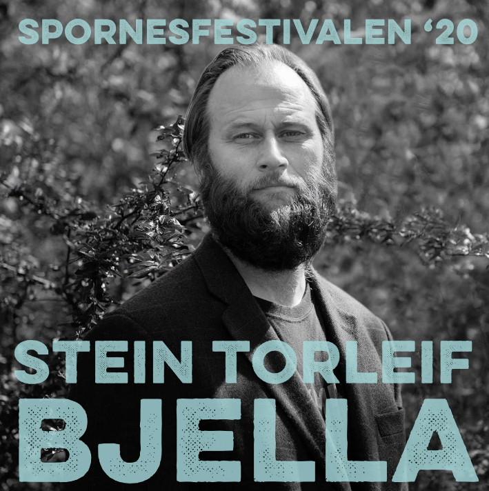 Stein Torleif Bjella @ Spornesfestivalen 2020