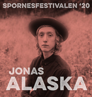 Jonas Alaska @ Spornesfestivalen 2020