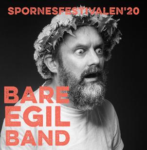 Bare Egil Band @ Spornesfestivalen 2021