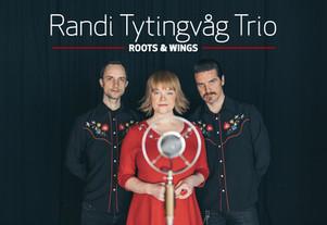 Lørdag 15. sept. - Randi Tytingvåg trio