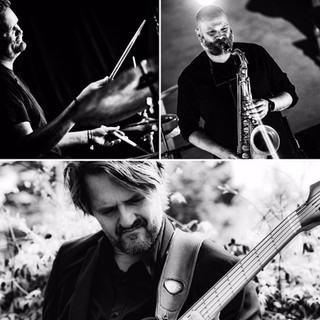 André Kassen, Ole Kelly Kvamme & Tom Rudi Torjussen - Jazz i Hagen @ Studio Spornes 6. Juni 2021