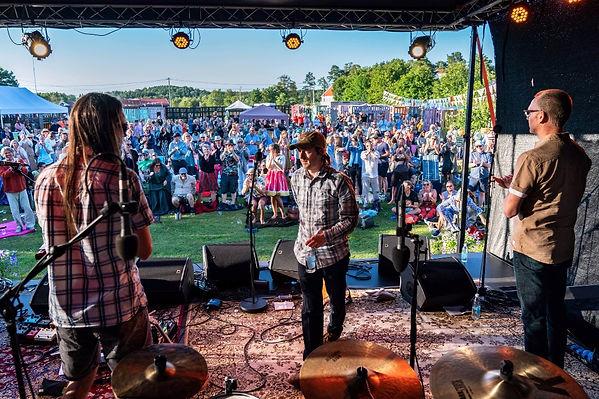 Tønes & bandet  _ Spornesfestivalen 2021