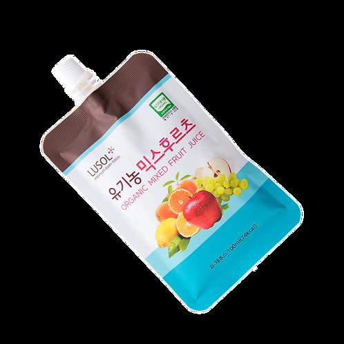 純有機果汁 - 混合水果