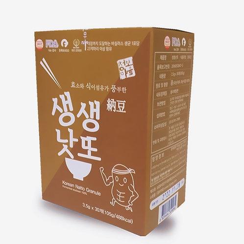 生生納豆粉(Seng Seng Natto)30包裝  Exp. Jan2022