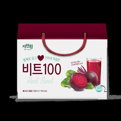 紅菜頭汁 100 1盒共(20包)