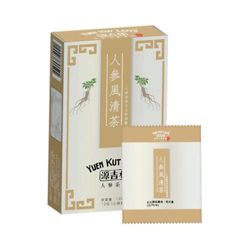 源吉林 - 人參風清茶(每盒12包)