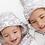 Thumbnail: Dinorama Baby Hooded Towel