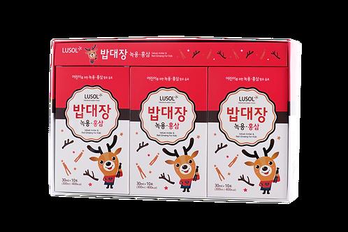 飯隊長 鹿茸·紅蔘禮盒裝