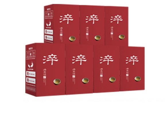 淬魚精 (簡易版6包裝 x 7盒=42包)