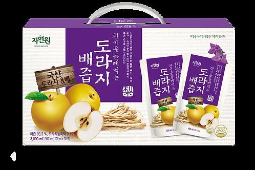 桔梗梨汁 (1盒共30包)