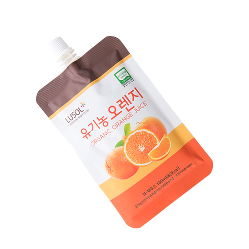 純有機果汁 - 橙