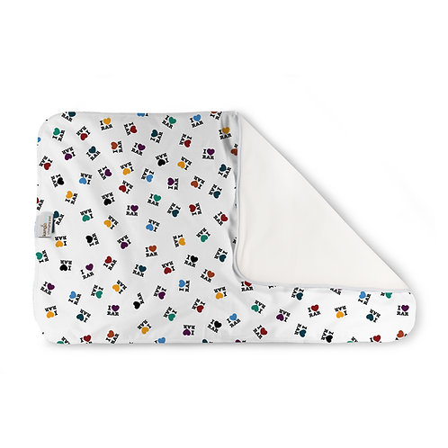 Changing Pad - I Heart RAR