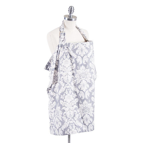 Chateau Silver Premium Cotton Nursing Cover