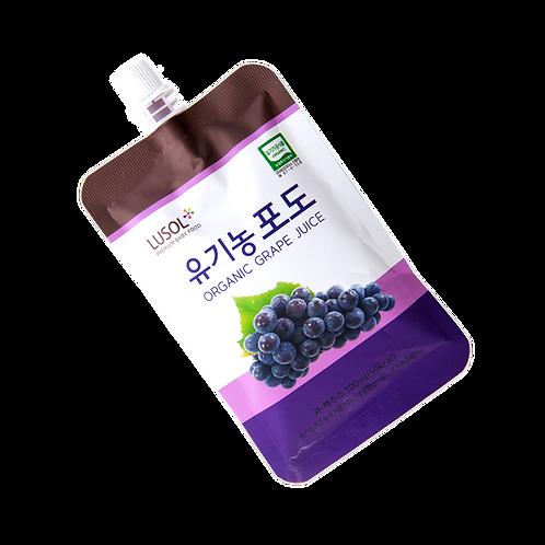 純有機果汁 - 葡萄