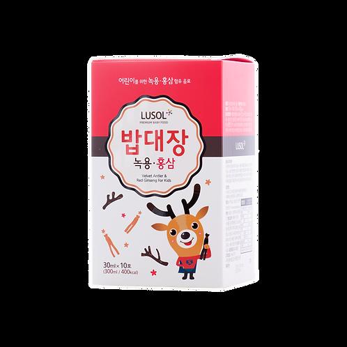 飯隊長 鹿茸·紅蔘 10包裝