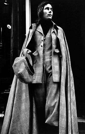 Tommy Nutter, Savile Row
