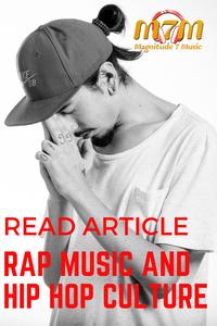 Cover Of A Rap Hip Hop Blog Post