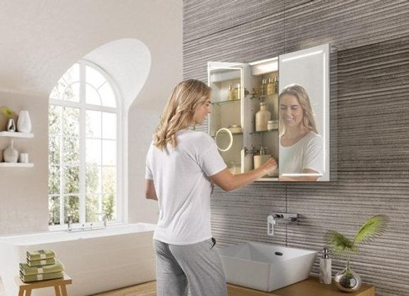 HiB Groove 60 Bluetooth Illuminated Mirror Cabinet