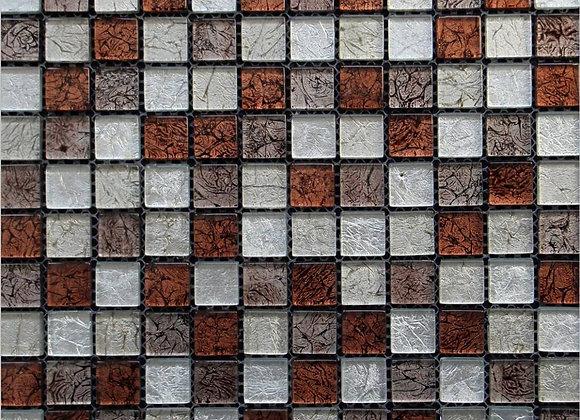 Foil Beige Mosaic