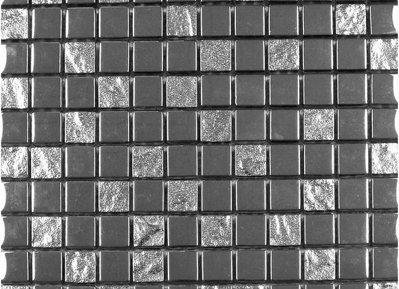 Luxury Silver Mosaic