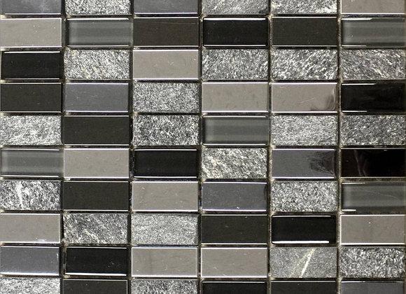 Black Myka Mosaic