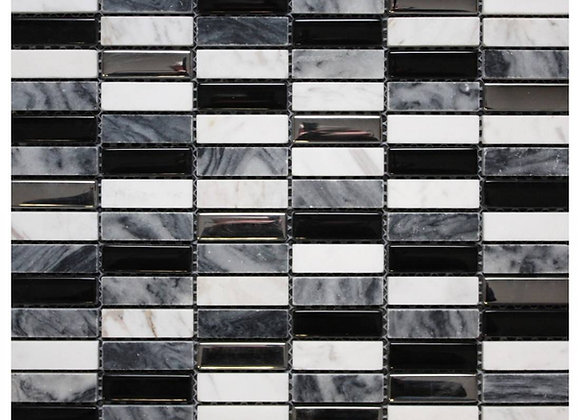 Kubica Black Mosaic