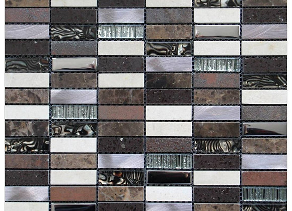 Leopard Safari Mosaic