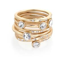 Non Stackable Ring