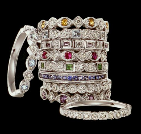 Multi stackable Rings
