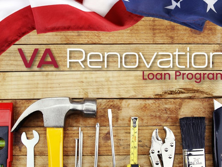 VA Renovation Loan