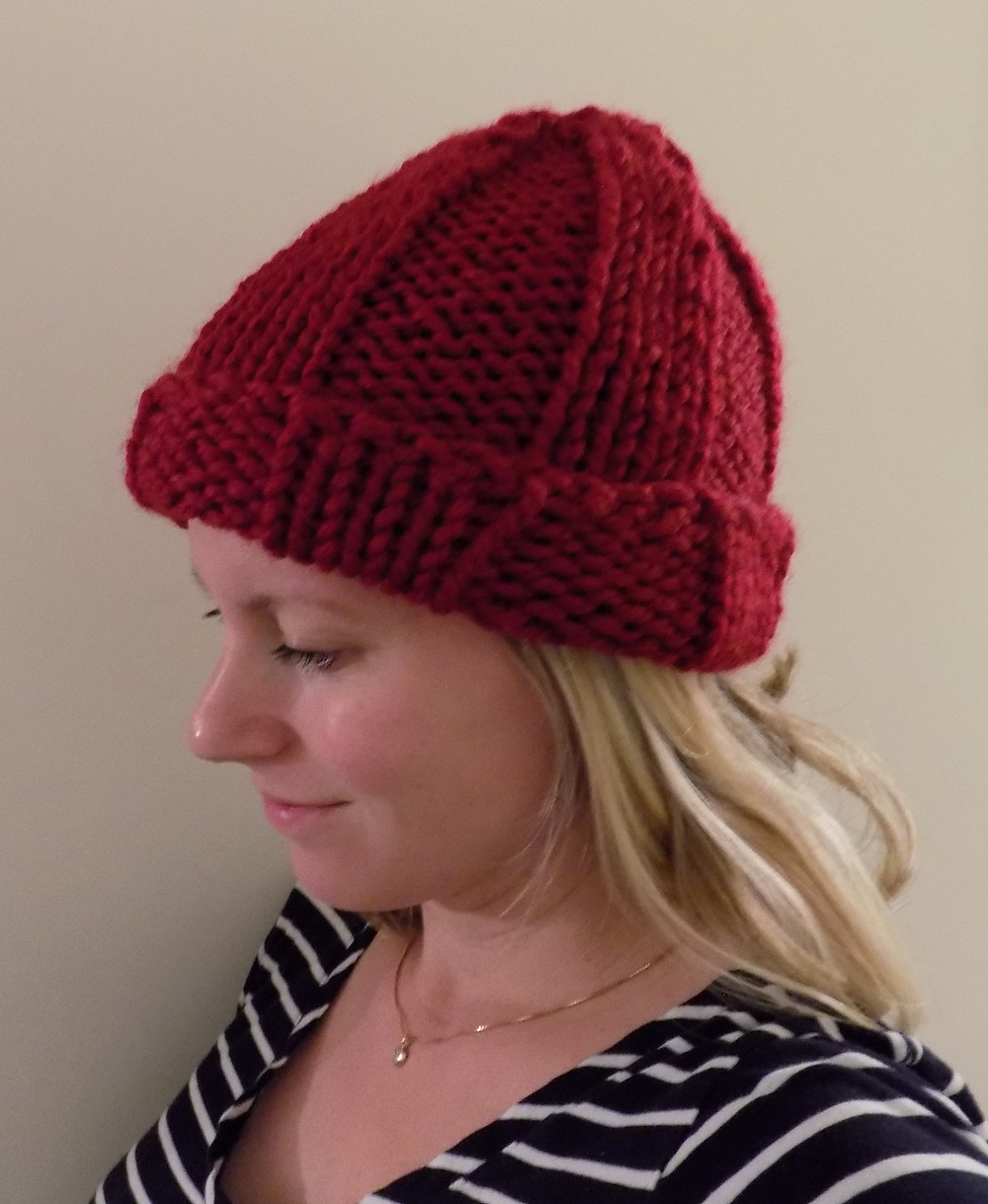 knitted hat, hygge bug