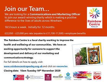 job advert.Comm&MktgOfficer.2020.jpg