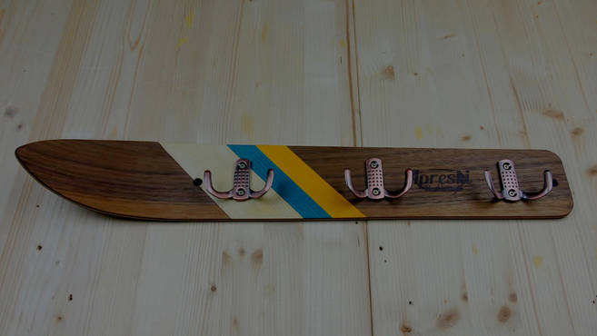 Porte-Manteaux Ski
