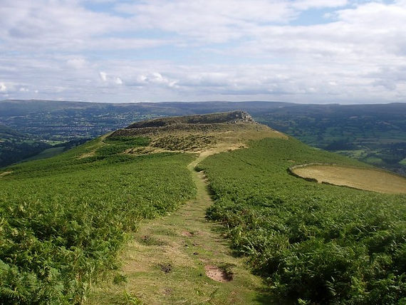 Guided Hiking in the Black Mountains