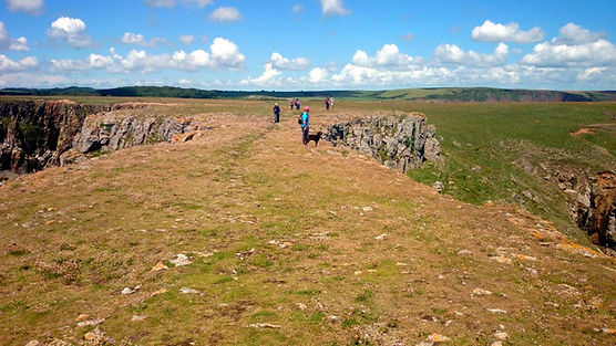 Guided Hiking in Pembrokeshire