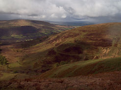 Guided Hiking in the Brecon Beacons