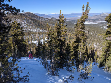 Learning to ski at 30