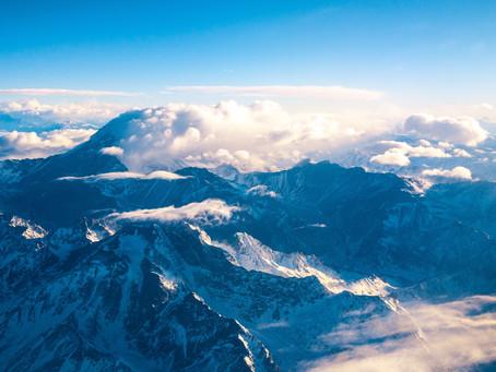 Why I Climb Mountains