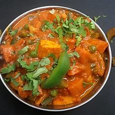 Vegetable Jhal Frezi