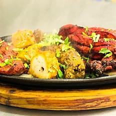 Tandoori Pesh Kash ( serve 4 to 6 people)