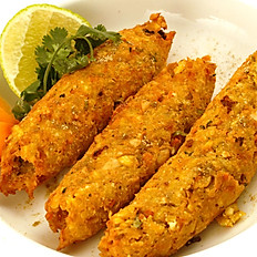 Vegetable Seekh Kabob