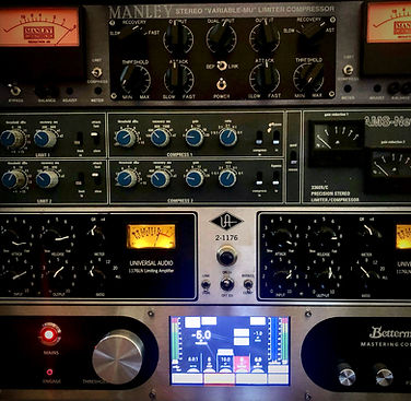 MANLE Y STEREO VARIABLE-MU LIMITER COMPR