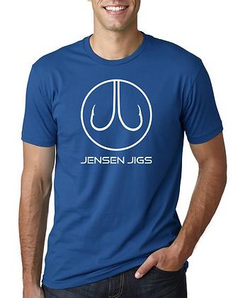 Blue JJigs T-Shirt