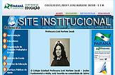 Site Instituciona