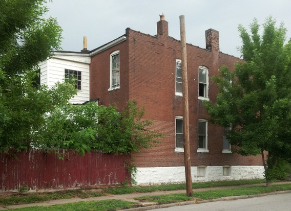 4300 Farlin Ave. south by northwestern view
