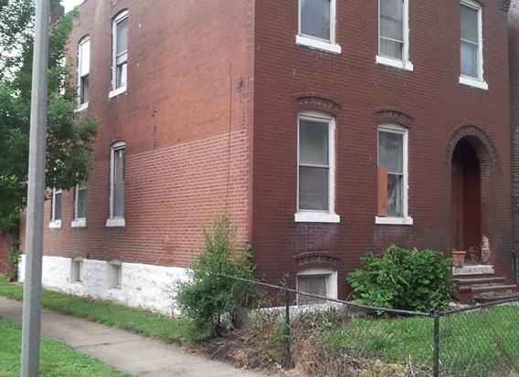 4300 Farlin Ave. - southwest corner view