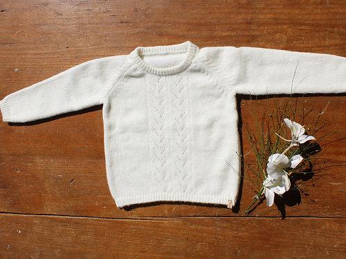 DELHI / Sweater calado