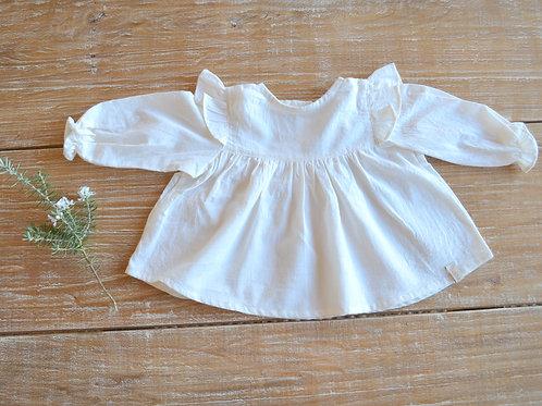 SETTAT / Camisa natural de algodón