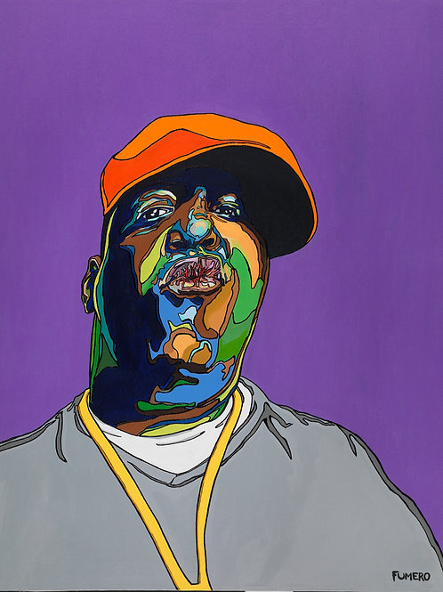 BIGGIE SMALLS - Print